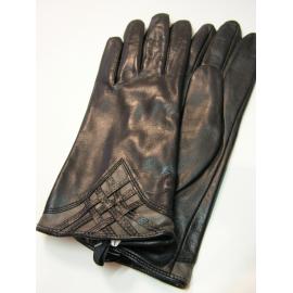 "Gant noir ,taille 8 ""Glove Story"""