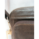 """Sacoche en cuir souple noir""""Arthur&Aston"""""""