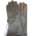 "Gant taupe taille 7 1/2""Glove Story"""