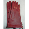 "Gant rouge taille 7 1/2 ""Glove Story"""