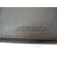 """Portefeuille en cuir noir 3 volets""""Arthur&Aston"""""""