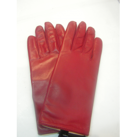 "Gant rouge taille unique""Glove Story"""