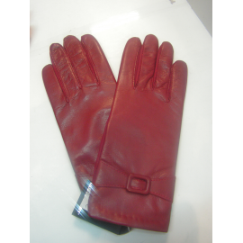 "Gant rouge taille unique""Glove Story"""