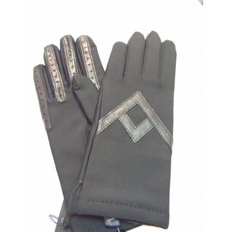 """Gant noir """"Glove Story"""""""
